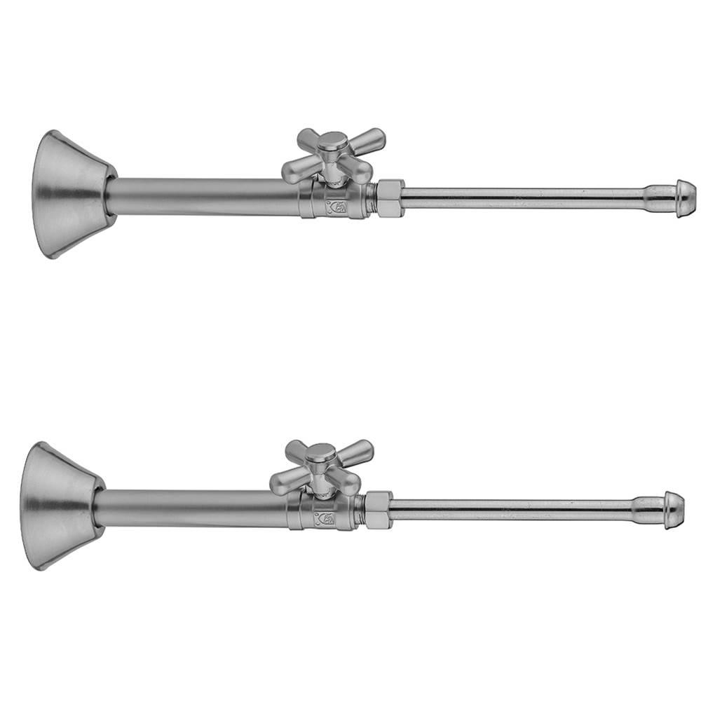 Jaclo 801-12.12-ACU All Brass Vertical Drop Nipple 1//2 x 12 Antique Copper