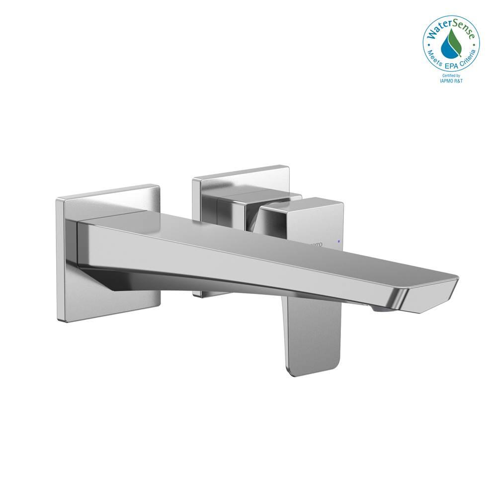 TOTO TL210SD12#PN Faucet Silas single Handle Short Lavatory,